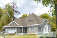 Проект одноквартирного дома № 139