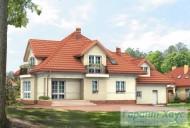 78-proekt.ru - Проект Одноквартирного Дома №240.  Вид №2