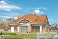 78-proekt.ru - Проект Одноквартирного Дома №24.  Вид №2