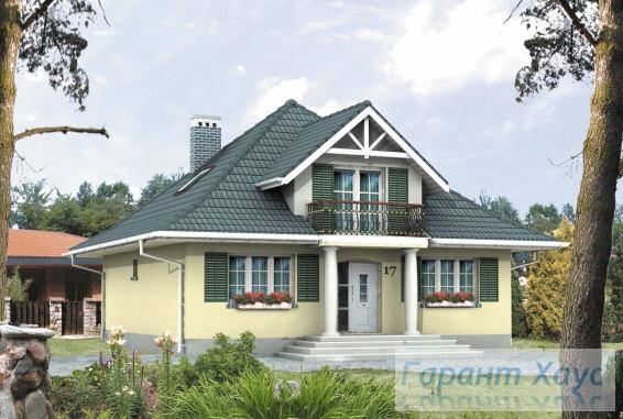 Проект одноквартирного дома № 69