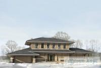 Проект одноквартирного дома № 302