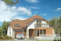 Проект одноквартирного дома № 104