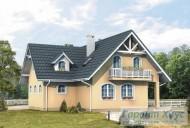 78-proekt.ru - Проект Одноквартирного Дома №86.  Вид №2