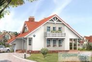 78-proekt.ru - Проект Одноквартирного Дома №307.  Вид №1