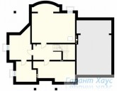 78-proekt.ru - Проект Одноквартирного Дома №39.  План Подвала