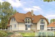 78-proekt.ru - Проект Двухквартирного Дома №21.  Вид №2