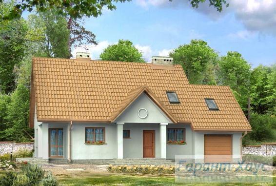 Проект одноквартирного дома № 190