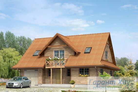 Проект одноквартирного дома № 237