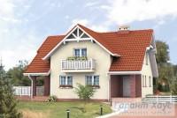 Проект одноквартирного дома № 185