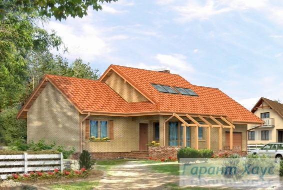 Проект одноквартирного дома № 331