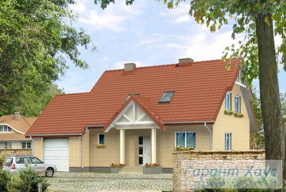 Проект одноквартирного дома № 169