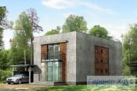 Проект одноквартирного дома № 72