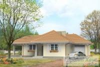 Проект одноквартирного дома № 55