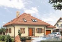 Проект одноквартирного дома № 257