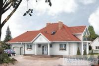 Проект одноквартирного дома № 40