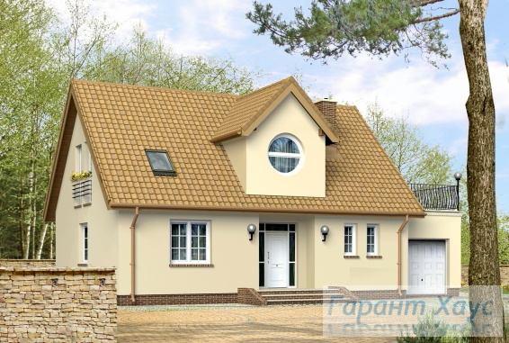 Проект одноквартирного дома № 319