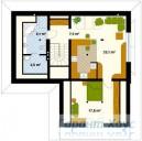 78-proekt.ru - Проект Дачного Дома №10.  План Второго Этажа