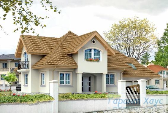 Проект одноквартирного дома № 33