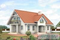 Проект одноквартирного дома № 239