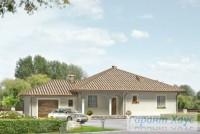 Проект одноквартирного дома № 338