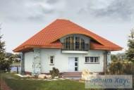 78-proekt.ru - Проект Одноквартирного Дома №83.  Вид №1