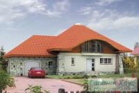 Проект одноквартирного дома № 6