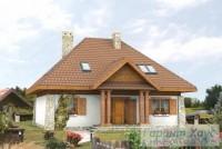 Проект одноквартирного дома № 223