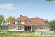 78-proekt.ru - Проект Одноквартирного Дома №5.  Вид №2