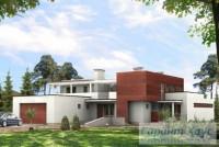Проект одноквартирного дома № 112