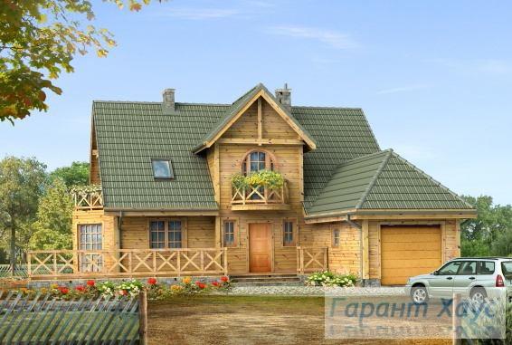 Проект одноквартирного дома № 43