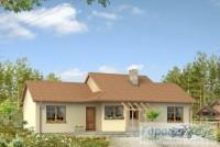 Проект одноквартирного дома № 284