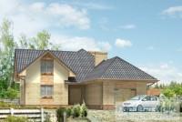Проект одноквартирного дома № 243
