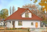 78-proekt.ru - Проект Одноквартирного Дома №68.  Вид №2