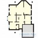 78-proekt.ru - Проект Одноквартирного Дома №253.  План Подвала