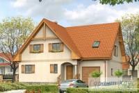 Проект одноквартирного дома № 211