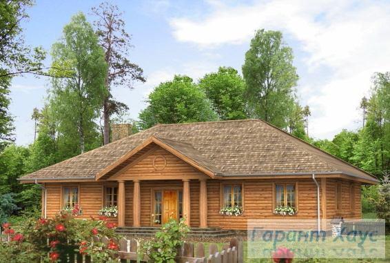 Проект одноквартирного дома № 236