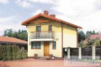 Проект одноквартирного дома № 197
