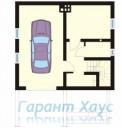 78-proekt.ru - Проект Одноквартирного Дома №178.  План Подвала