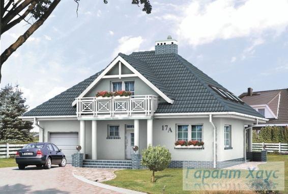 Проект одноквартирного дома № 66