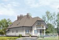 78-proekt.ru - Проект Одноквартирного Дома №263.  Вид №2