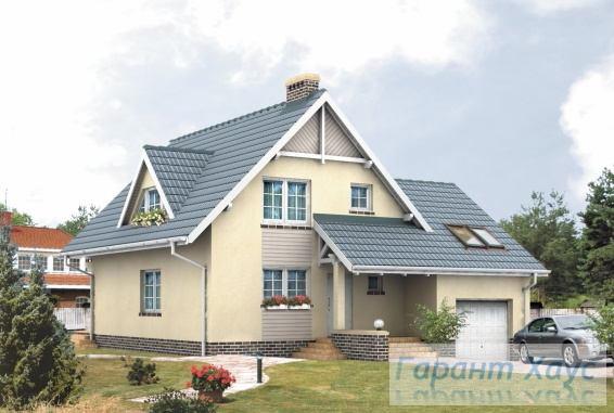 Проект одноквартирного дома № 270