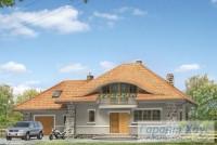 Проект одноквартирного дома № 84