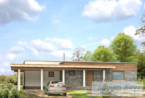 Проект одноквартирного дома № 277
