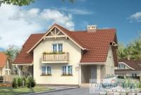 Проект одноквартирного дома № 189