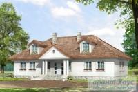Проект одноквартирного дома № 300