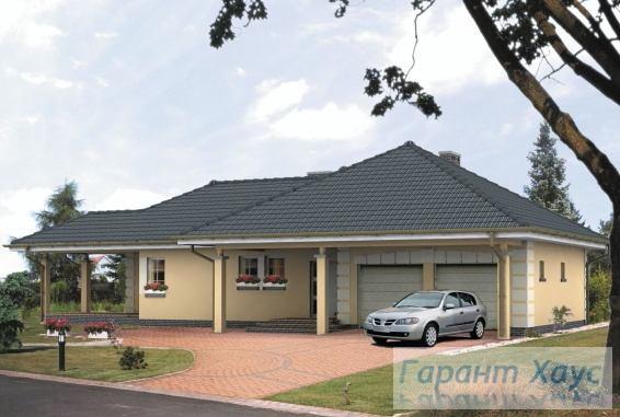 Проект одноквартирного дома № 102