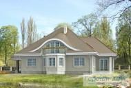 78-proekt.ru - Проект Одноквартирного Дома №139.  Вид №2