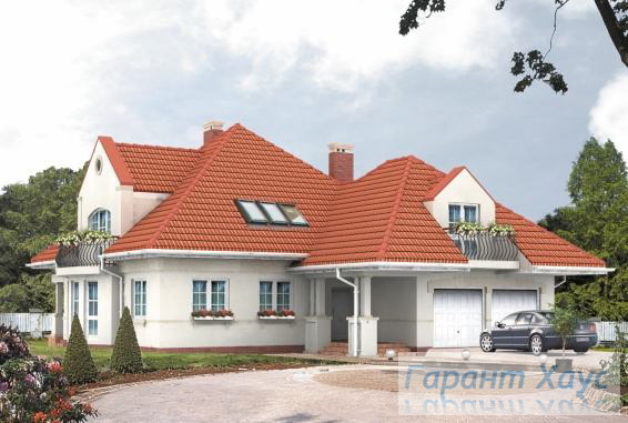 Проект одноквартирного дома № 214