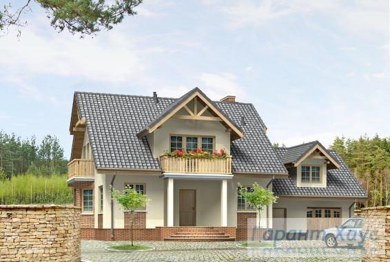 Проект одноквартирного дома № 226