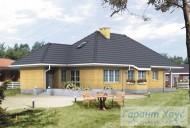 78-proekt.ru - Проект Одноквартирного Дома №180.  Вид №2